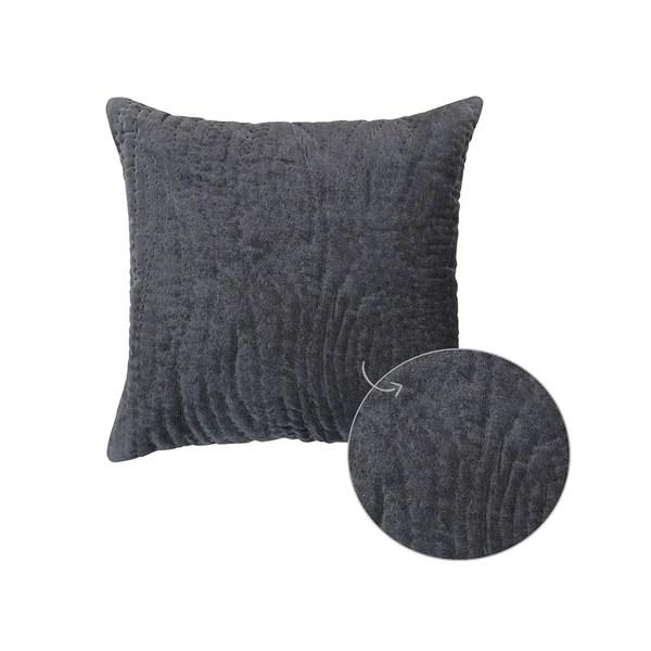 kyzer cotton velvet hand quilted