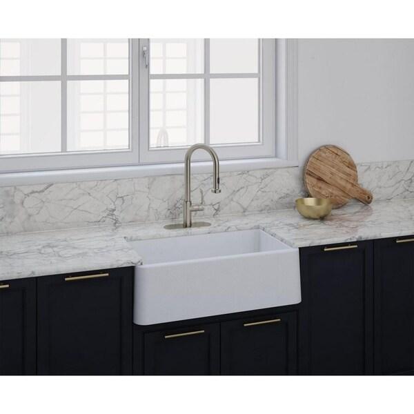 handmade apron kitchen sink 33 x 19