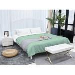 Katelyn Elizabeth Pastel Green Hexagonal Lattice Comforter Overstock 27386608