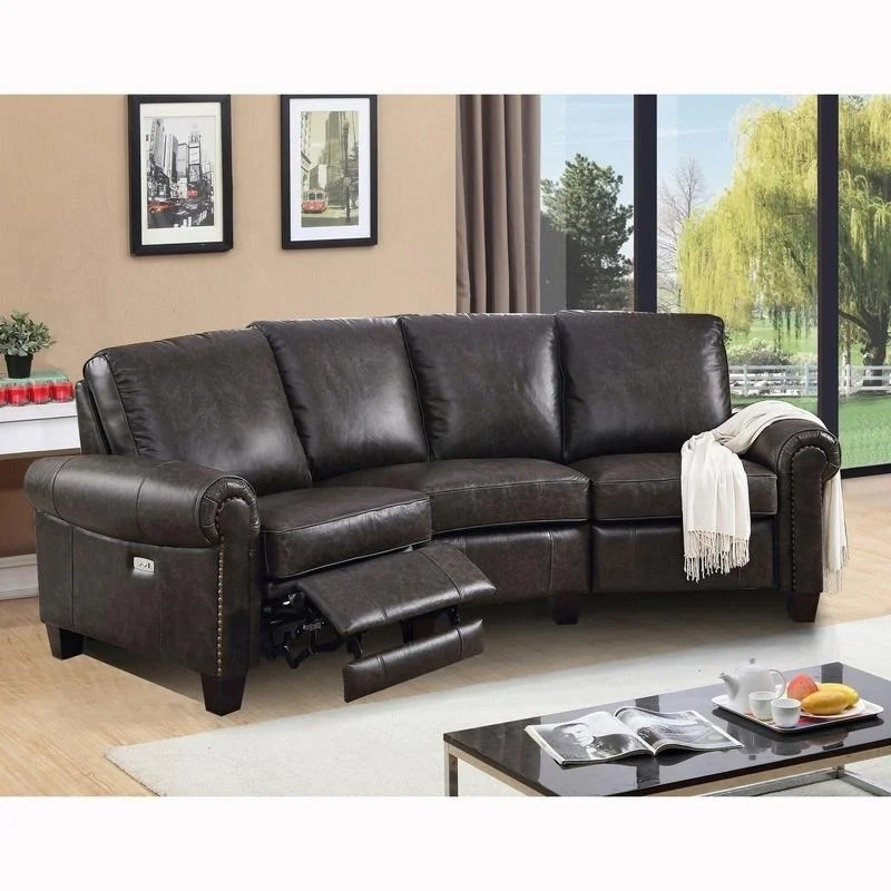 buy curved sectional sofas online at