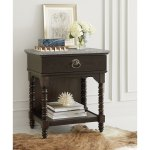 A R T Furniture American Chapter Copperline Bedside Table Overstock 28068114