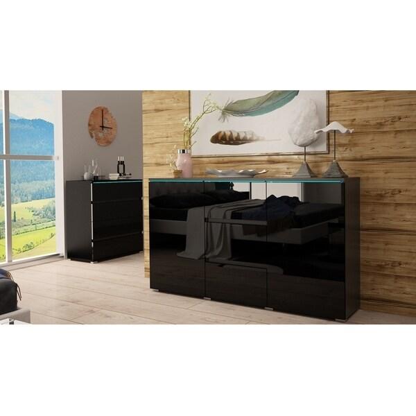 Shop Euphoria 03 Modern Sideboard On Sale Overstock 28493291