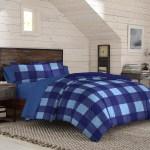 Shop Black Friday Deals On Izod Buffalo Plaid Reversible Comforter Set With Shams On Sale Overstock 28898785