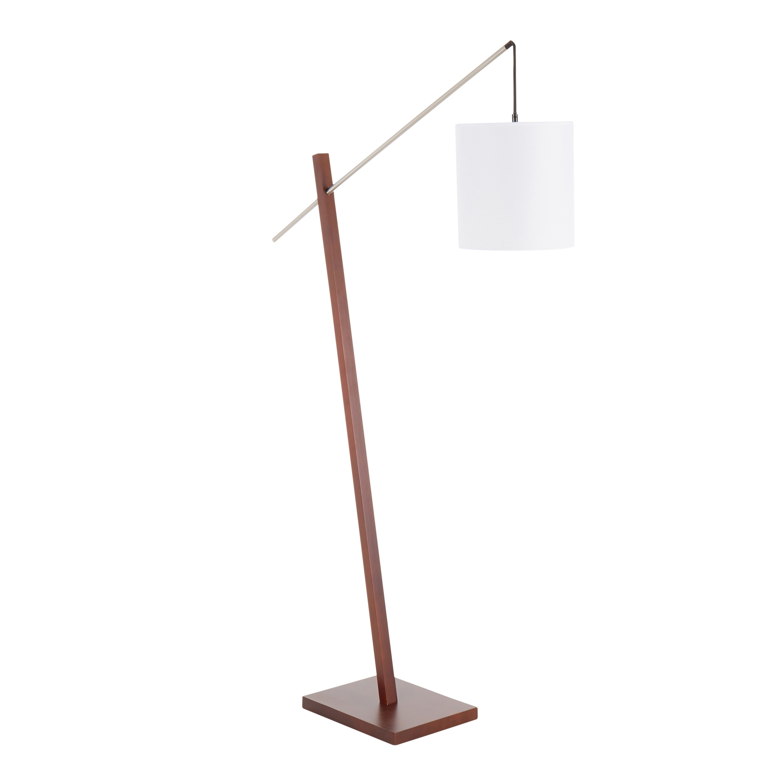 Arturo Mid Century Modern Floor Lamp N A
