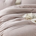Lilac Mauve Yarn Dyed Comforter Overstock 29295588
