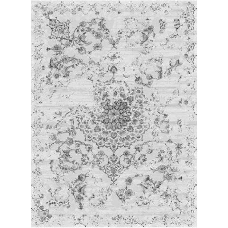 la dole rugs grey gray silver modern machine washable area rug carpet living room outdoor patio 5x7 8x10 7x9 feet