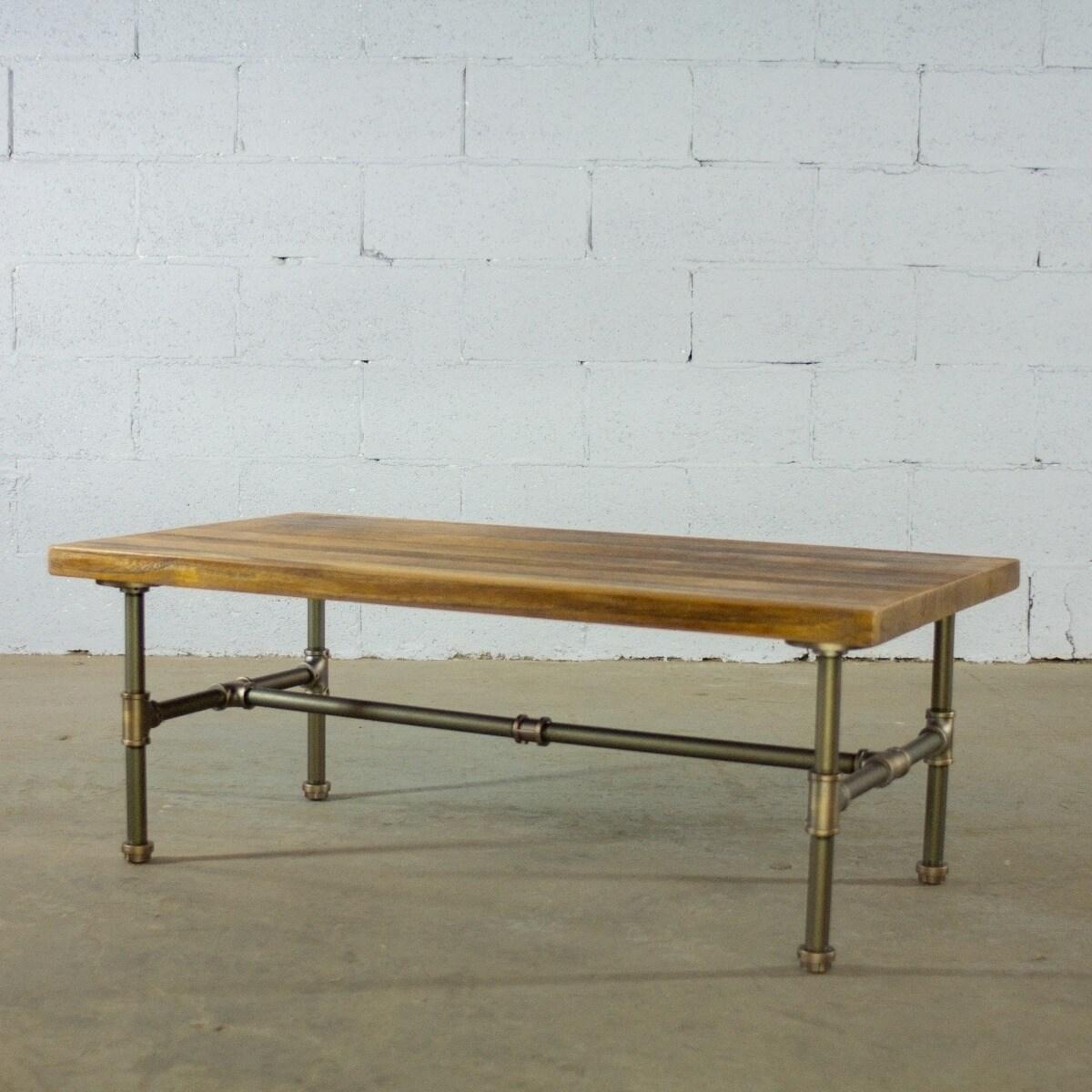 furniture pipeline corvallis industrial coffee table pipe legs