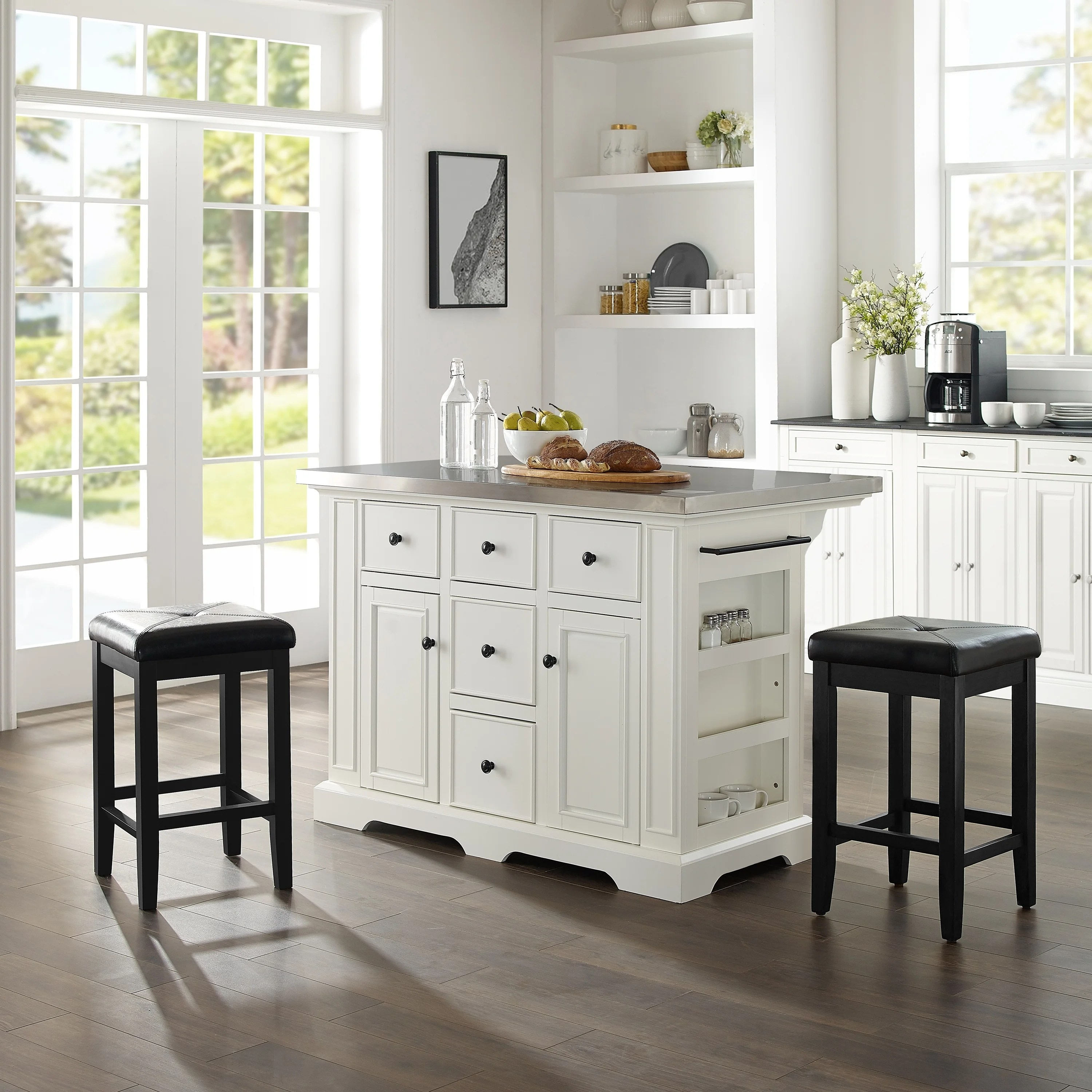 Buy With Seating Kitchen Islands Online At Overstock Our