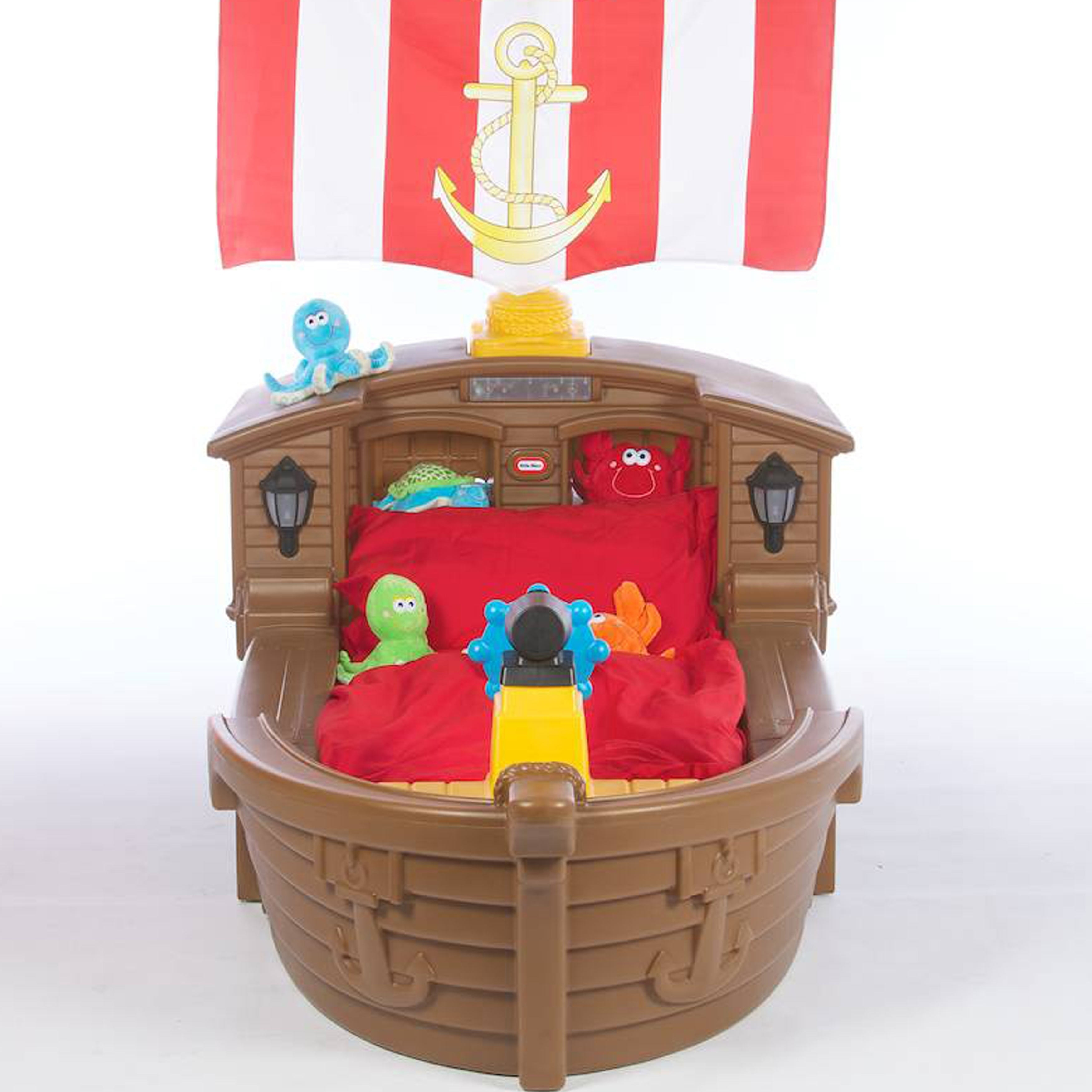 Pirate Ship Toddler Bed Overstock 29769066
