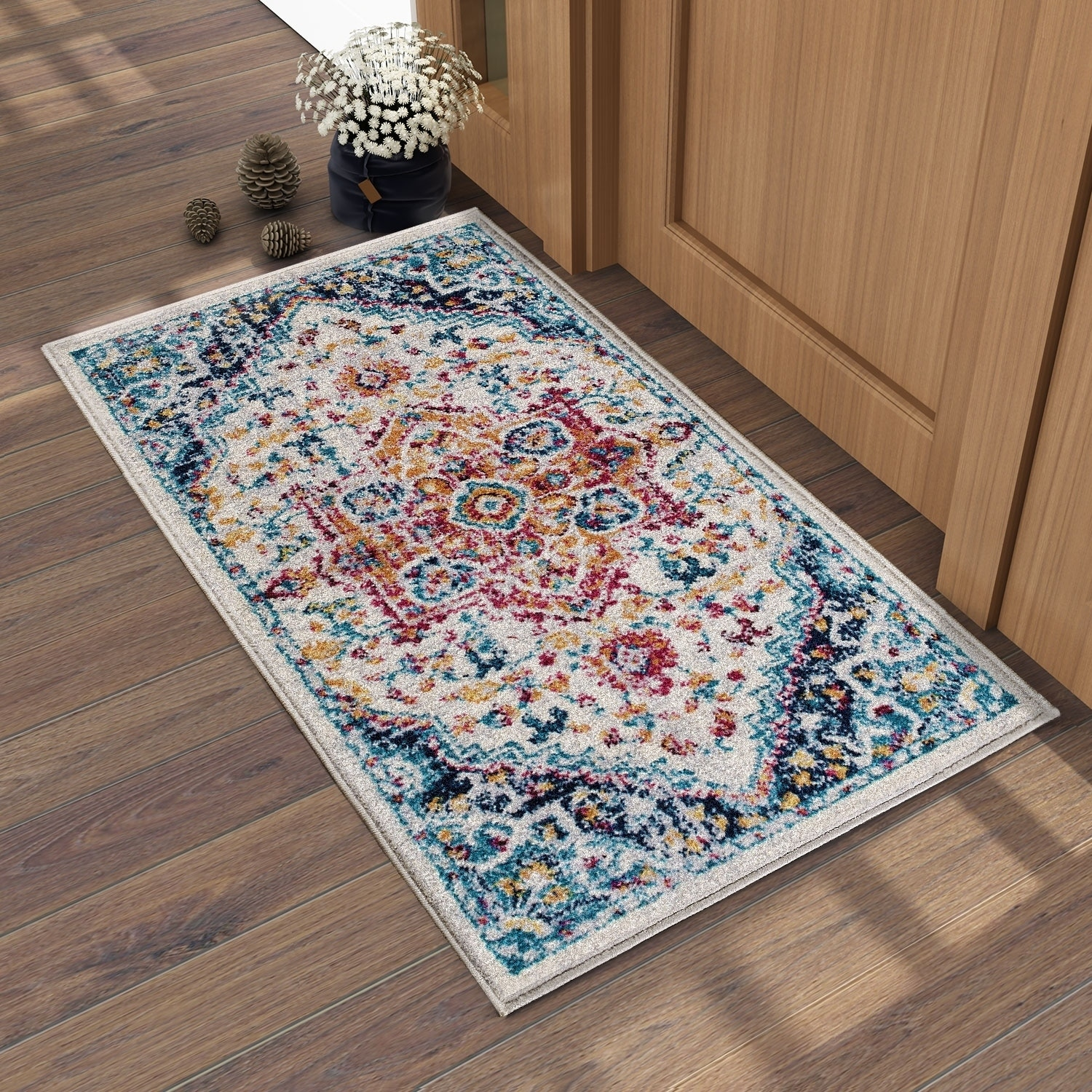 Buy French Country Kitchen Rugs Mats Online At Overstock