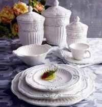 American Atelier Baroque 20-piece Dinnerware Set ...