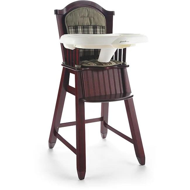 Eddie Bauer Wooden High Chair Recall