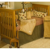 Cotton Tale Scottie 4-piece Crib Bedding Set - Free ...
