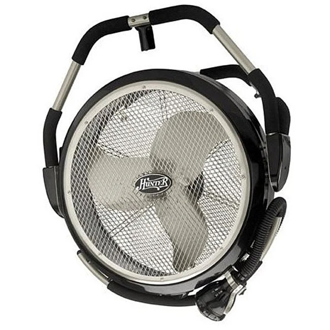 Hunter 18inch Jetstream Highvelocity Garage Fan  Free Shipping Today  Overstockcom  11518772