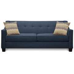 Axis Sofa Art Van American Furniture Sleeper Denim Free Shipping Today Overstock