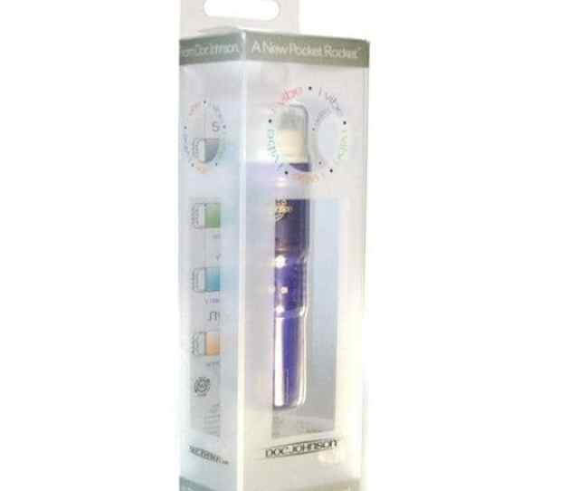 Shop Doc Johnson Ivibe Pocket Rocket Grape Vibrator Free Shipping On Orders Over 45 Overstock Com 3015760