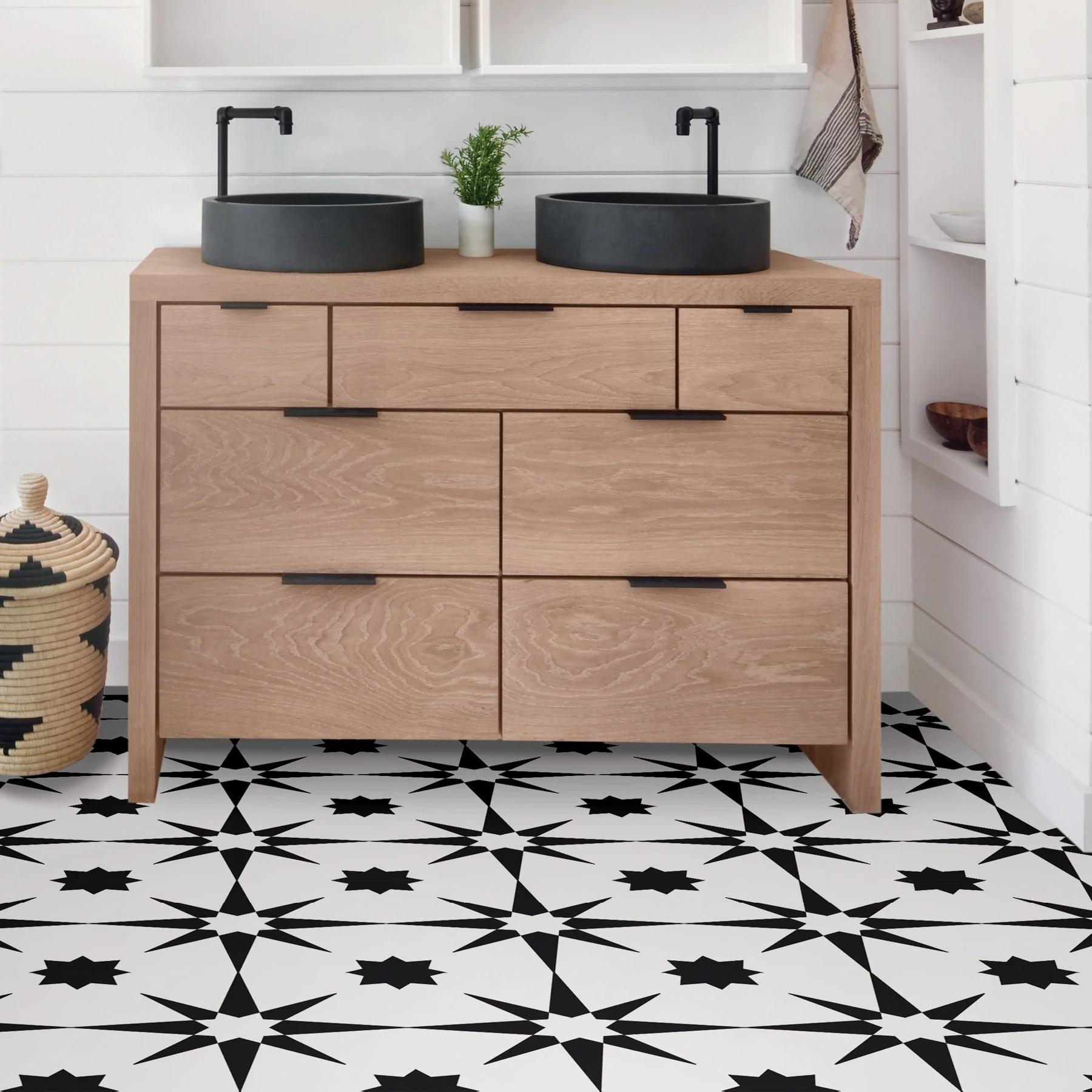 lincoln peel stick altair floor tiles