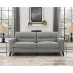 Malkin Genuine Leather Sofa And Chair Set