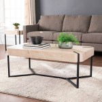 The Gray Barn Tierney Modern Farmhouse Cocktail Table Overstock 30525983