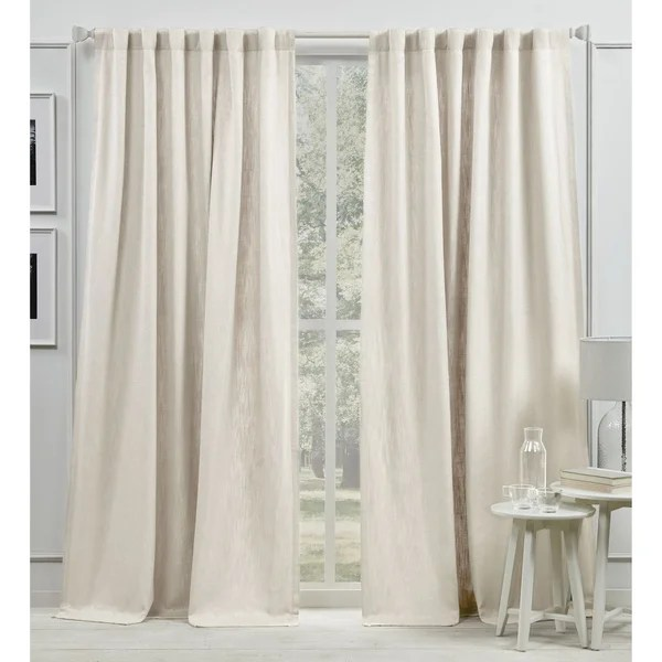 buy ivory curtains drapes online at
