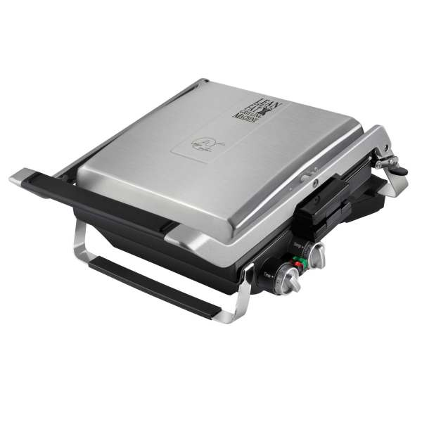 George Foreman Grp100 Stainless Steel Nonstick Countertop