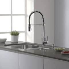 Kraus Kitchen Faucet Chef Appliances Buy Faucets Online At Overstock Com Our Best Deals