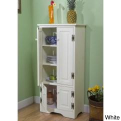 Overstock Kitchen Cabinets Buy Metal Simple Living Tall Cabinet Shopping Big