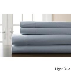Cotton Sofa Bed Sheets Craigslist Vancouver Furniture Sofas Sheet Set Dreamz Sam S Club