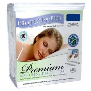 Shop ProtectABed Premium Waterproof Mattress Protector