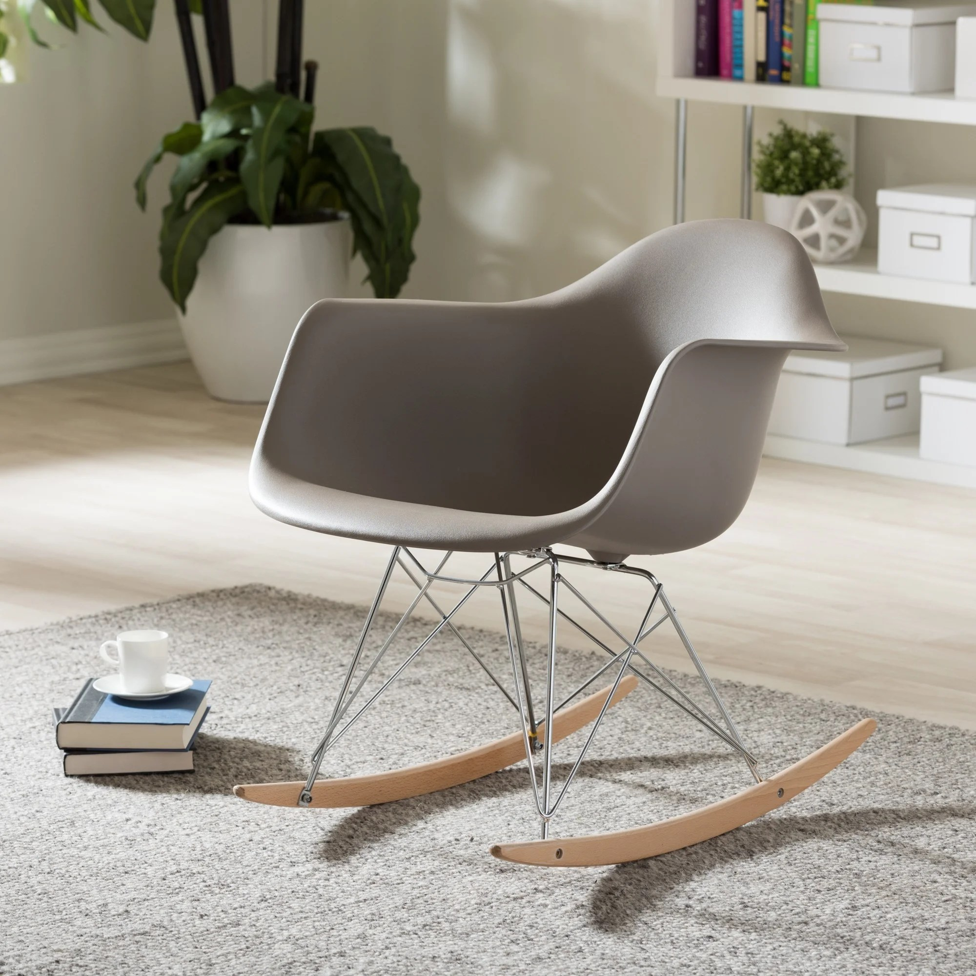small rocking chairs cheap glider chair shop vinnie white cradle free shipping on orders over