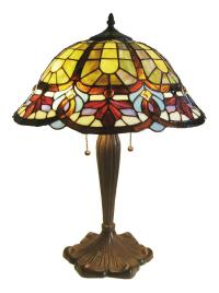Tiffany-style Victorian Table Lamp - Free Shipping Today ...