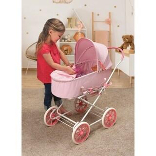 Shop Badger Basket Deluxe Doll Stroller With Car Seat