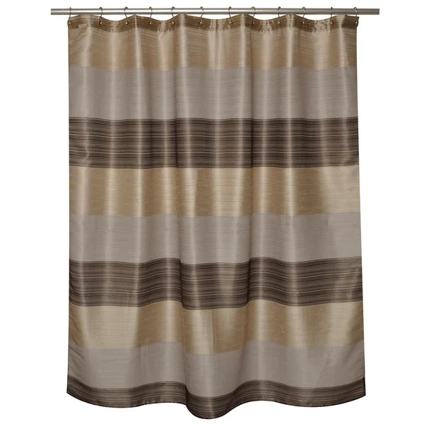 Alys Bronze Shower Curtain Free Shipping On Orders Over 45
