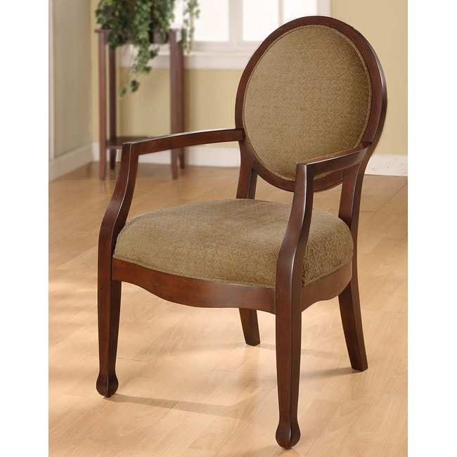 christopher knight club chair making dining room covers oval-back fern arm - 11917716 overstock.com shopping great deals on i love living ...