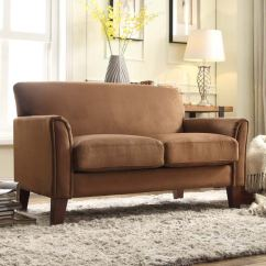 What Can I Use To Clean My Suede Sofa Beds Tribecca Home Uptown Mocha Microfiber Modern ...
