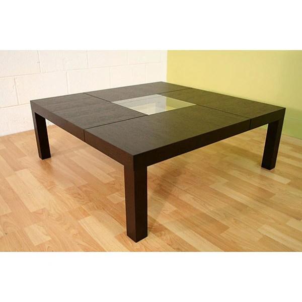 https www overstock com home garden denley oversized black coffee table 3917176 product html