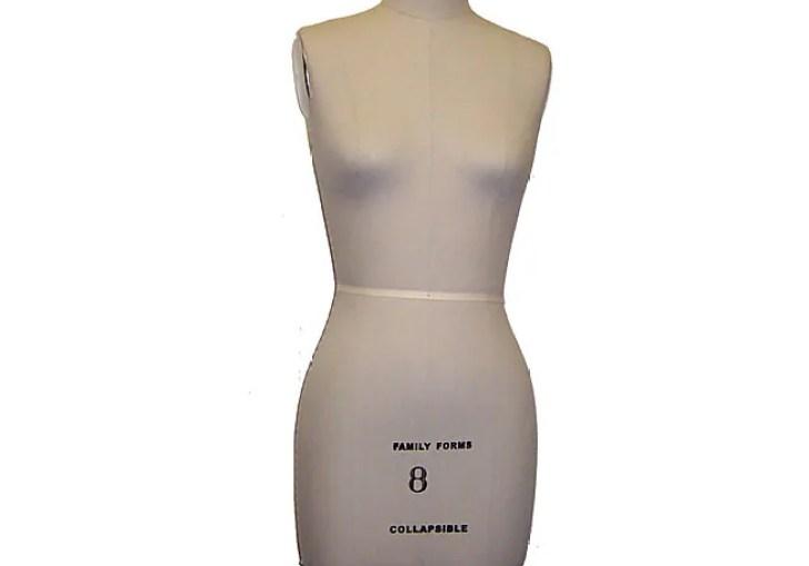 Dress Forms Adjustable