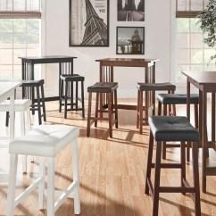 3 Piece Kitchen Set Appliances Installation Service Shop Nova Counter Height Dinette By Inspire Q Classic