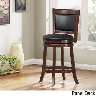 bar chairs with arms and backs mickey mouse high chair banner buy counter stools online at overstock com our best dining room furniture deals