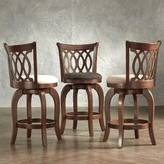 swivel kitchen chairs armchair cover patterns buy dining room online at overstock com our best bar furniture deals