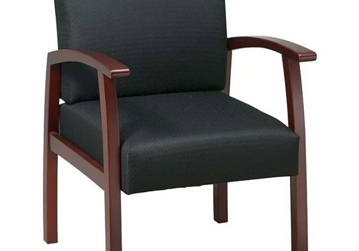 Leather Office Guest Chairs
