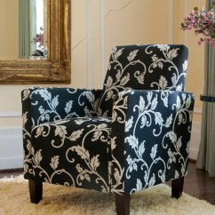Black And White Accent Chairs With Arms Elderly Shower Chair Angelo Home Sutton Arm Charcoal