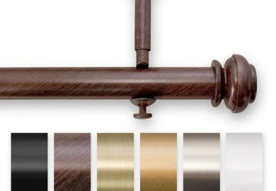 Luxury Curtain Rods