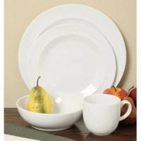 Shop Denby White 16-piece Dinnerware Starter Set - Free ...