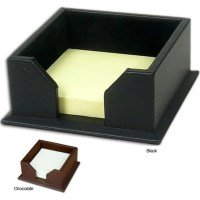 Dacasso 1000 Series Classic Leather Post-It Note Holder ...