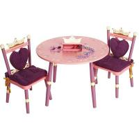 Shop Princess Table and Chairs Set - Free Shipping Today ...