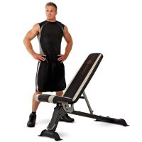 Shop Marcy Deluxe Utility Bench - Free Shipping Today ...