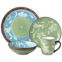 Pfaltzgraff Patio Garden 32-piece Dinnerware Set ...