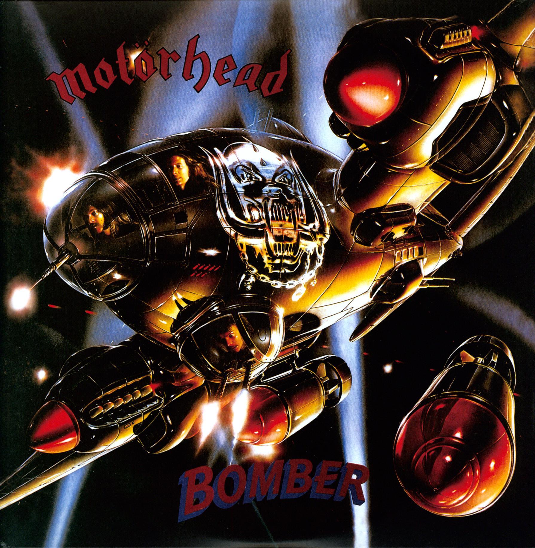"""Resultado de imagen para 1979 se publica el single de Motörhead llamado """"Bomber"""""""