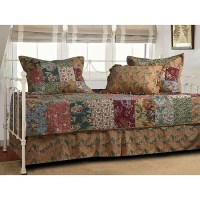 Greenland Home Fashions Antique Chic 5-piece Daybed Set ...